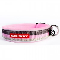 EzyDog Neo Collar Candy - neopreninis antkaklis, rožinis