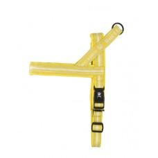 Hurtta Outdoors Padded Harness Bolete - klasikinio modelio petnešos, geltonos