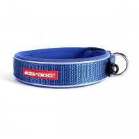 EzyDog Neo Collar Blue - neopreninis antkaklis, mėlynas