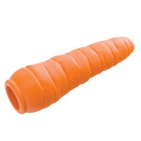 Planet Dog Orbee-Tuff® Carrot - mėtų kvapo interaktyvus žaislas, morka