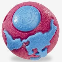 Planet Dog Orbee-Tuff® Orbee Ball - mėtų kvapo kamuoliukas, rožinis