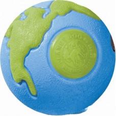 Planet Dog Orbee-Tuff® Orbee Ball - mėtų kvapo kamuoliukas, mėlynas
