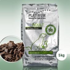 Platinum Adult Chicken - visavertis sausas pašaras suaugusiems šunims su vištiena, 5 kg/15 kg