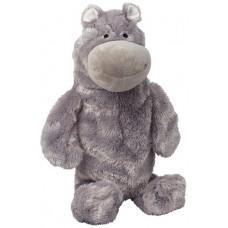 """Doggles Plush Bottle Toy Hippo - pliušinis kilimėlio tipo žaislas """"Begemotas"""""""