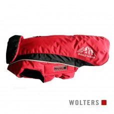 Wolters Skijacket Dogz Wear red/black - šilta striukė, raudona su juodais elementais