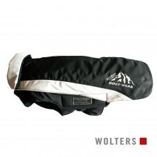 Wolters Skijacket Dogz Wear black/gray - šilta striukė, juoda su pilkais elementais