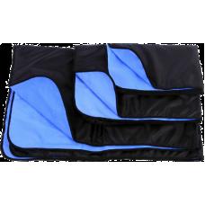 """aniMate """"DoggieCool"""" Cooling Mat - vėsinamasis kilimėlis su vandeniui atsparia danga, mėlynas, 40x60 cm (pažeista pakuotė)"""