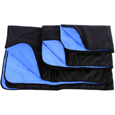 "aniMate ""DoggieCool"" Cooling Mat - vėsinamasis kilimėlis su vandeniui atsparia danga, mėlynas"