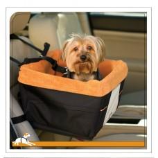 Kurgo Skybox Booster Seat - krepšys mažiems šuniukams vežti (užsakoma prekė)