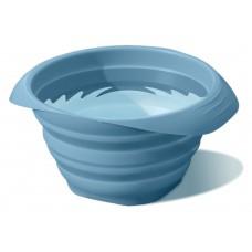 """Kurgo """"Collaps-a-bowl"""" - silikoninis sudedamas dubenėlis, mėlynas"""