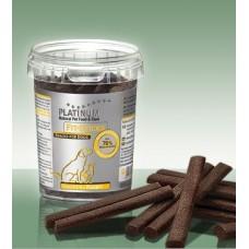 Platinum Fit-Sticks Chicken + Rabbit - skanėstas kiekvienai dienai vištiena + triušiena (lazdelės, 300 gr)