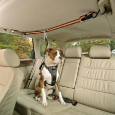 Kurgo Auto Zip Line - apsauginis komplektas šuniui vežti (užsakoma prekė)